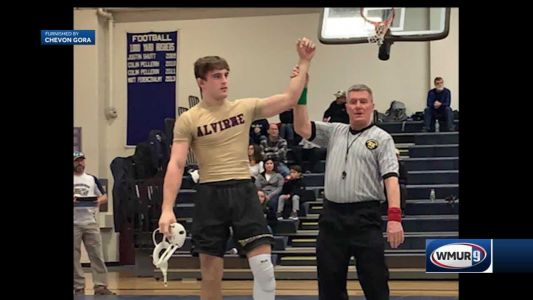 Alvirne wrestler sets sights on national championship