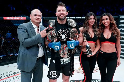 With up to three losses to avenge in grand prix, Ryan Bader plans for 'redemption year' in 2021