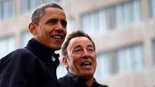 Barack Obama, Bruce Springsteen To Explore 'Parallel Journeys' On A New Podcast