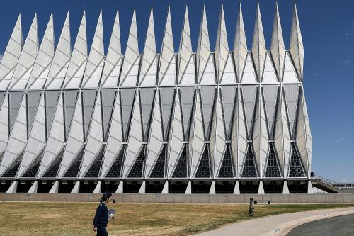 Air Force Academy relaxes social-distancing rules after cadet suicides