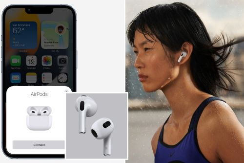 Apple unveils new AirPods, Mac chips