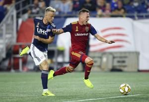 Revs record 12 shots in 0-0 draw against Real Salt Lake