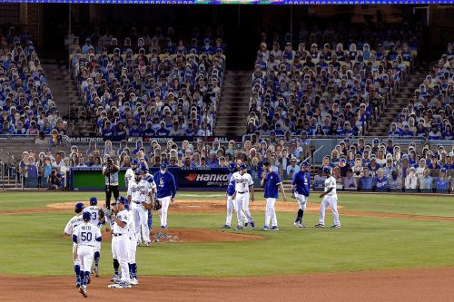 Newsom confident MLB fans can return to California stadiums in April