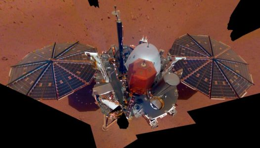 Mars digger bites the dust after 2 years on red planet