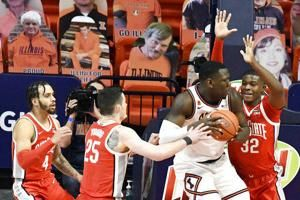 Liddell, No. 21 Ohio St power past No. 14 Illinois 87-81