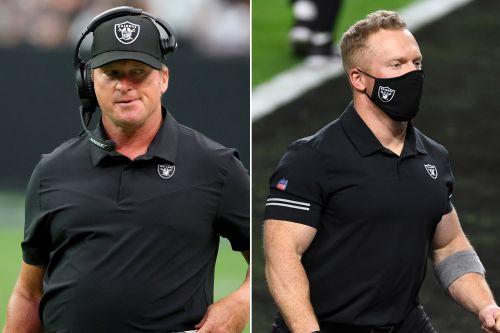 Jon Gruden's son Deuce will remain with Raiders after father resigns in disgrace