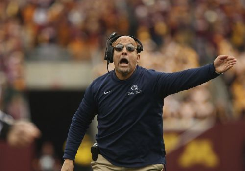 James Franklin frustrated with 'opinions stated as facts' after Minnesota loss