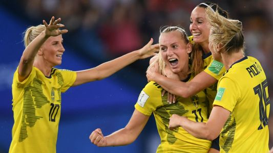 Women's World Cup 2019: Sweden beats Canada, will face Germany in quarterfinals