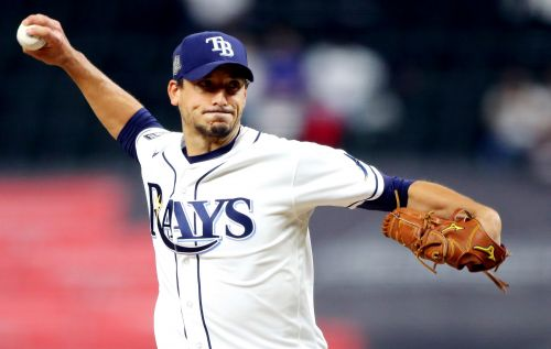 Rays decline Charlie Morton's option in free-agency shakeup