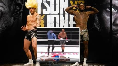 YouTuber Jake Paul KNOCKS OUT former NBA star Nate Robinson, targets Conor McGregor fight