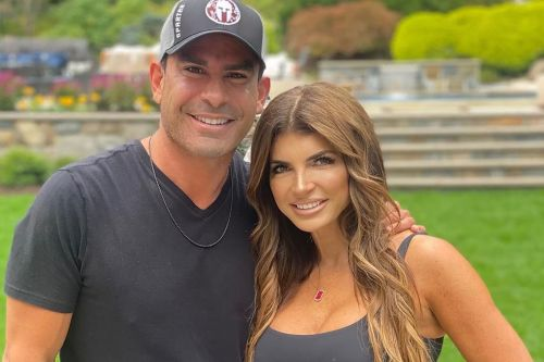 Teresa Giudice shows off enormous engagement ring from Luis Ruelas