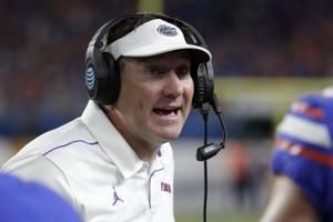 No. 10 Florida, Mullen return to work after COVID outbreak