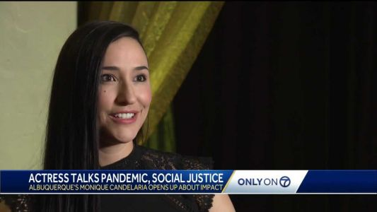 Local actress opens up about pandemic, social justice movement impact on film