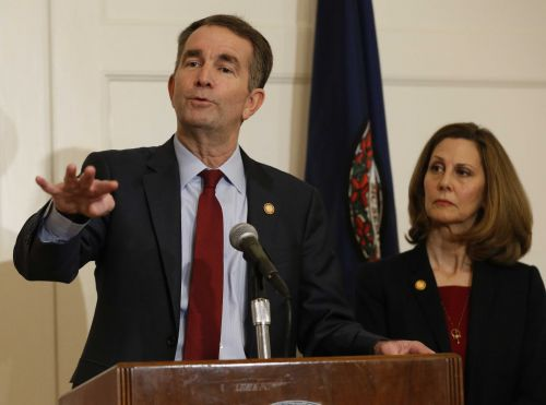Virginia governor, wife, test positive for coronavirus