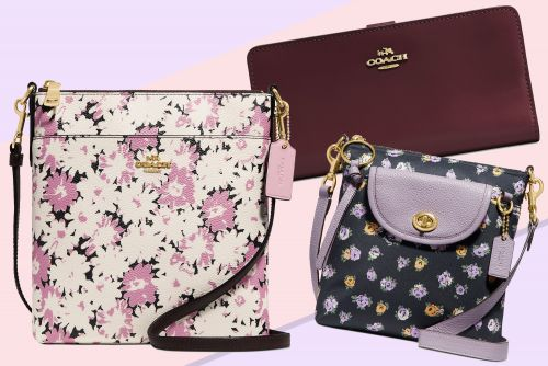 Coach handbags are 25 percent off at Macy's during surprise sale
