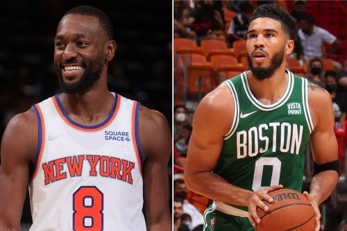 Knicks-Celtics rivalry is now on equal footing