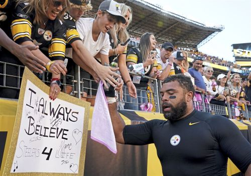 Ron Cook: Is Cam Heyward really a 'no-question' Hall of Famer?