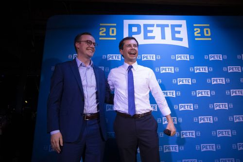 In Hollywood, LGBTQ Donors Like Buttigieg-But They're Keeping Their Options Open