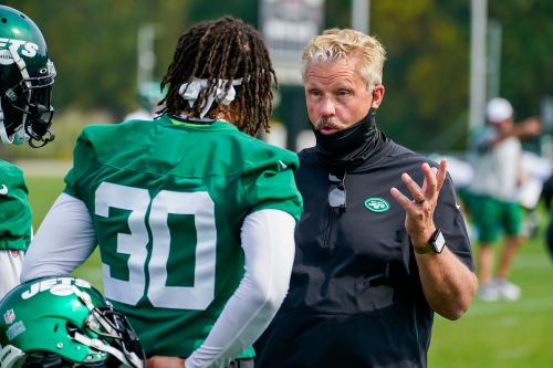 Gregg Williams defends Jets' practice habits after players' critique