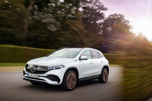 Mercedes-Benz's new sub-$50,000 electric crossover takes aim at one of Tesla's most crucial markets