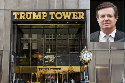 Paul Manafort's forfeited Trump Tower Condo hits market for $3.6M