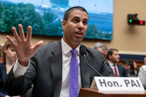 FCC chair Ajit Pai will step down day Joe Biden is inaugurated