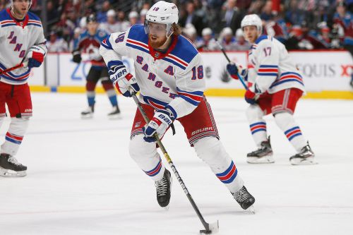 Marc Staal is a Rangers relic who proved he still belongs