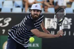 US tennis player Opelka back to winning after bout of COVID