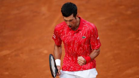 Gladiator spirit: Novak Djokovic makes history as he puts US Open controversy behind him to win Rome title