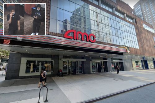 Crooks wrestle away elderly woman's bag at UWS movie theater: cops