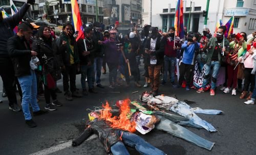 US-Backed Coup Gov't in Bolivia Suspends Elections for Third Time