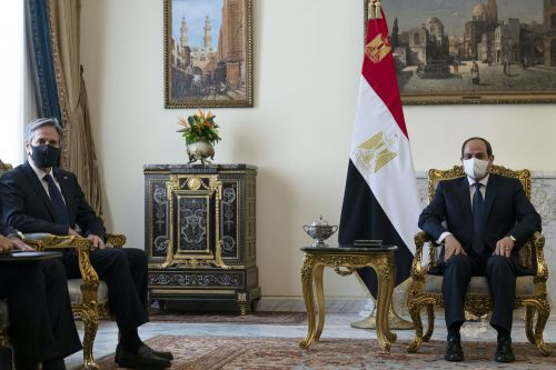 It's Time for Biden to Get Tough on Sisi