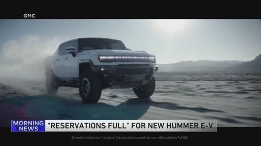 Hummer EV and other vehicles to look out for in 2021