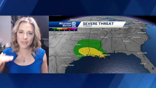 Severe Weather Awareness Week: Day 2