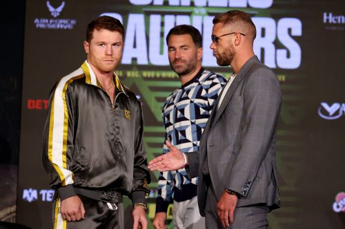 How to watch Canelo vs. Saunders: Streaming info, time, full fight card