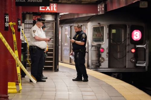 Subway crime spiked last month as MTA pushed de Blasio for more police