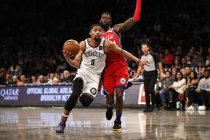 Dinwiddie scores 24 points, Nets end Sixers' 5-game streak