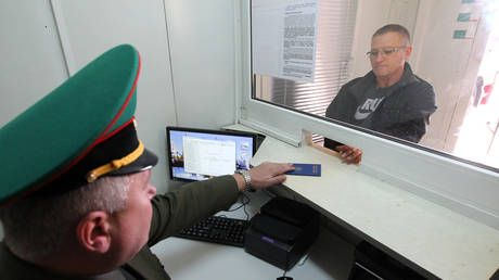 A new 'Iron Curtain:' Belarus confirms BLOCK on most citizens leaving country as West imposes flight bans after Protasevich arrest