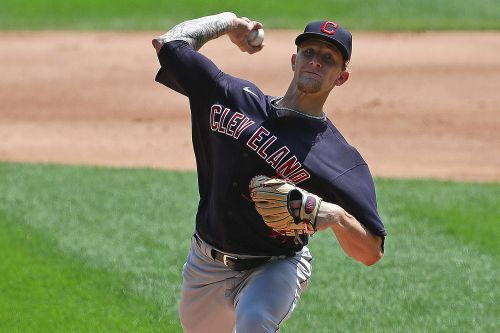 Cleveland Indians punish Zach Plesac for going out, breaking MLB protocol