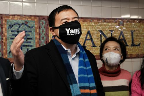 Yang accused of being 'out of touch' over LGBTQ comments