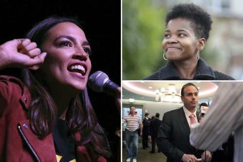 AOC condemns Dem leaders for ignoring 'very real' threat of fascism