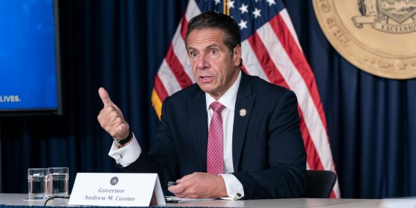A fourth woman has accused New York Governor Andrew Cuomo of inappropriate behavior