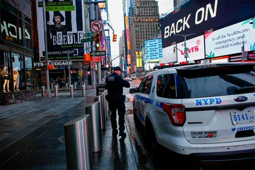 NYPD union backs off plan to let sick officers work from home amid coronavirus