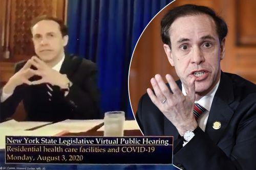 NY state health head grilled over infamous nursing home coronavirus policy