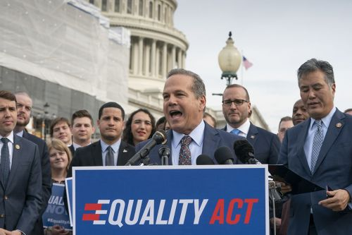 Historic LGBTQ rights bill passes - after exposing GOP divisions