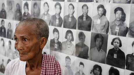'Falsifying history': VICE media flogged for publishing Cambodia genocide victims' photos with SMILES photoshopped on their faces