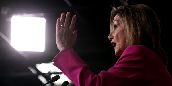 Pelosi on possible second Trump impeachment - 'We have our options'