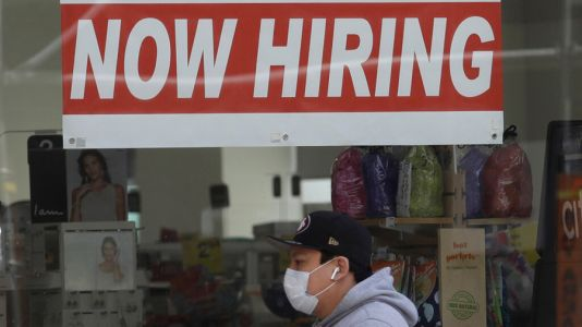 Strong 379,000 jobs added in hopeful sign for US economy