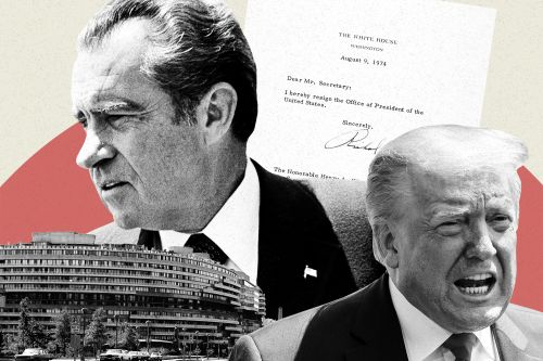 How Donald Trump Has Redefined Watergate