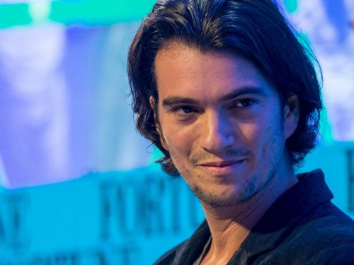 SoftBank is reportedly paying WeWork founder Adam Neumann $1.7 billion to step off the board
